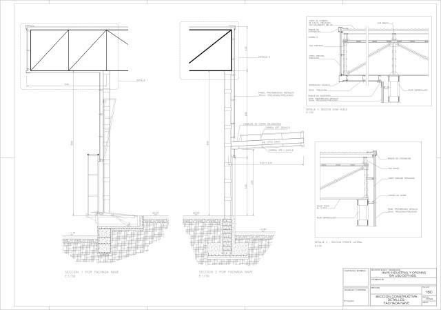 Arquitectura. Detalles constructivos