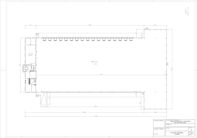 Arquitectura. Planta general