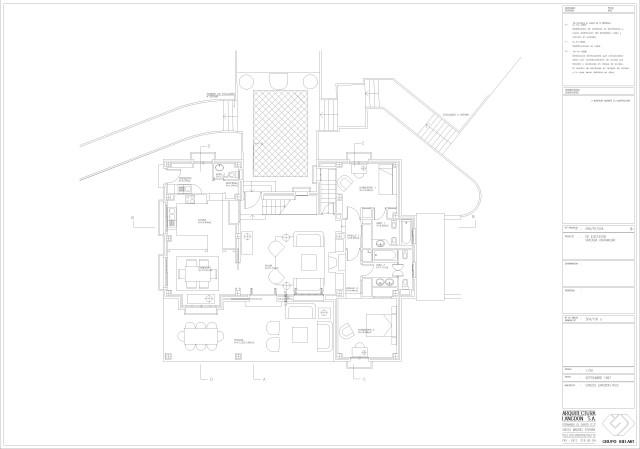 Arquitectura. Planta Baja